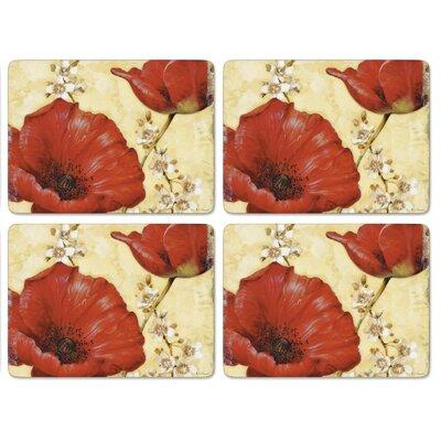 Pimpernel Poppy De Villeneuve Placemat 2010648006