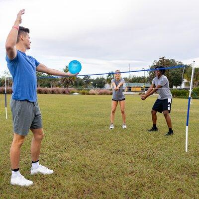 Franklin Sports Recreational Badminton & Volleyball 26 Pi...