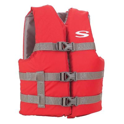Stearns Youth Boating Life Vest, Red