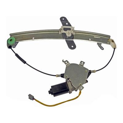 1998-2011 Lincoln Town Car Front Left Window Regulator - ...