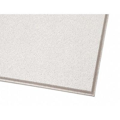 "Armstrong Acoustical Ceiling Tile 48""X24"" Thickness 5/8"", PK8, 1776A"