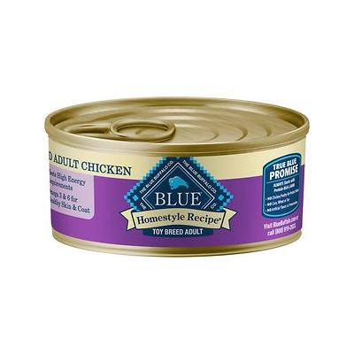 Blue Buffalo Homestyle Recipe Toy Breed Chicken Dinner Ca...