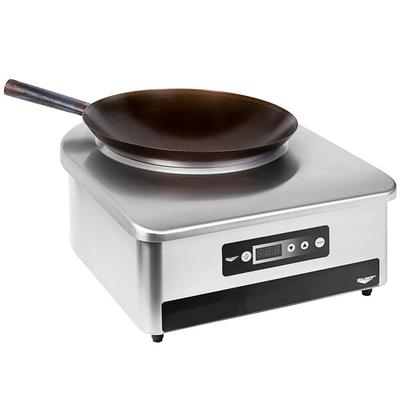 Vollrath 6958301 Countertop Induction Wok Range with Carb...