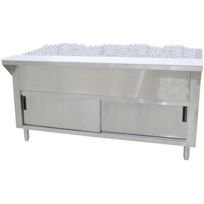Advance Tabco CPU-5-DR Stainless Steel Ice-Cooled Table w...