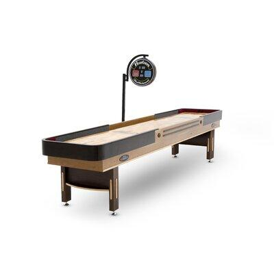 Hudson Shuffleboards Grand 9' Shuffleboard Table GHUD-09-...