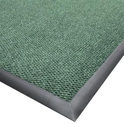 Cactus Mat 1410M-G35 Ultra-Berber 3' x 5' Sea Green Anti-...