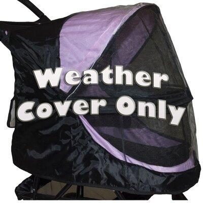 Pet Gear Weather Cover for No-Zip Happy Trails PG8100NZWC