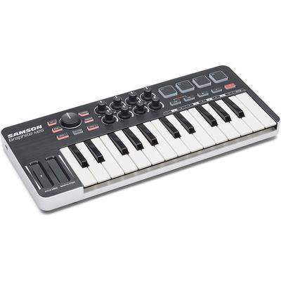 Samson 25 Key Mini Keyboard Cont...
