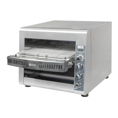 Star QCS3-950H Conveyor Toaster - 950-Slices/hr w/ 14W Be...