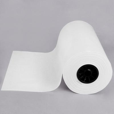 "15"" x 1000' Wet Wax Paper Roll"