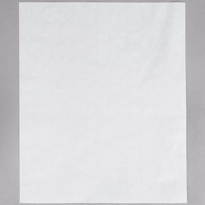 "12"" x 15"" Wet Wax Paper - 480/Pack"