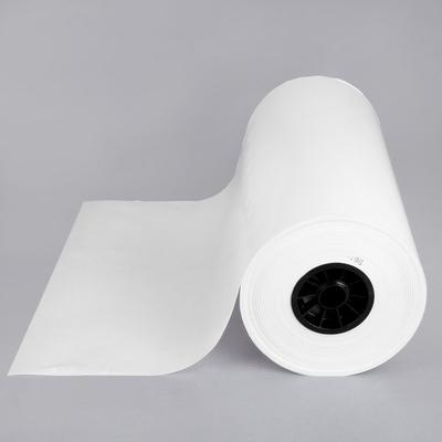 "18"" x 1000' Wet Wax Paper Roll"