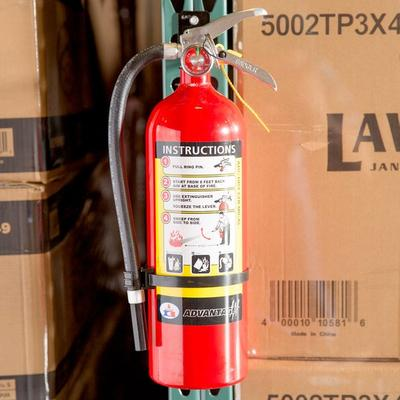 Badger Advantage ADV-550 5 lb. Dry Chemical ABC Fire Exti...