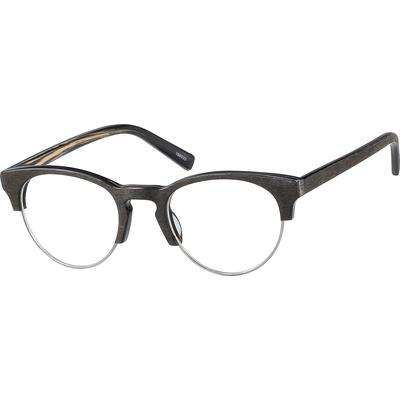 Zenni Browline Prescription Eyeglasses - 196032