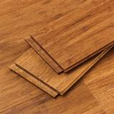 Java Bamboo Click Lock Hardwood Flooring Sample By Cali Bamboo
