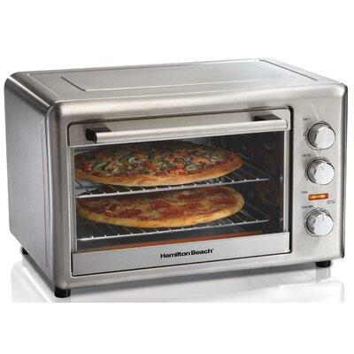 Hamilton Beach Countertop Oven with Convection and Rotiss...