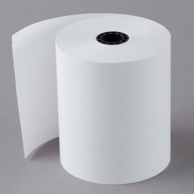 """3 1/8"""" x 220' Thermal Cash Register POS Paper Roll Tape w..."""