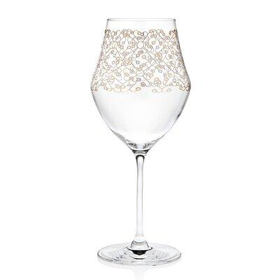 Godinger Silver Art Co Allegra Crystal Every Day Glass 99314