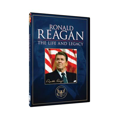60% PRICE DROP: Ronald Reagan - The Life and Legacy DVD