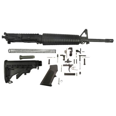 Del-Ton Mid-Length Carbine Kit AR-15 5.56x45mm NATO 1 in 7
