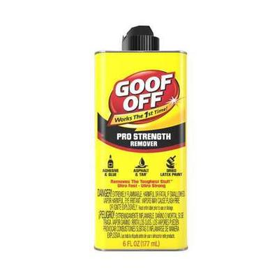 Goof Off FG661 Professional Strength Remover,Can,6 oz. G4...