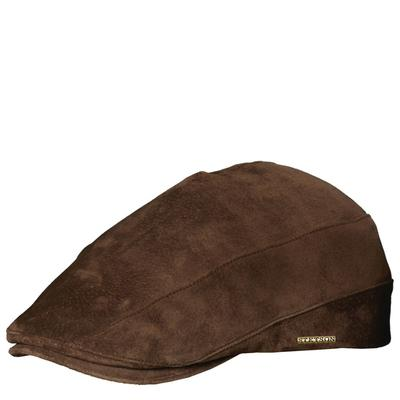 Stetson Classic Men's Suede Leather Ivy Hat Taupe Size XL