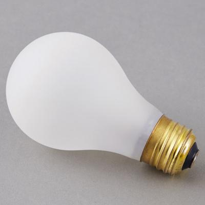 SATCO S3930 60 Watt Frosted Shatterproof Finish Incandesc...