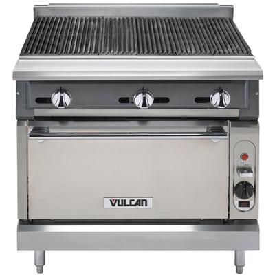 "VULCAN VCBB36C-LP V Series Liquid Propane 36"" Radiant Gas..."