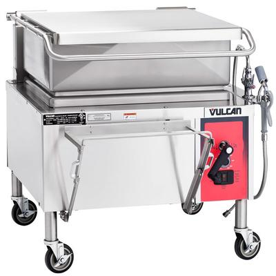 VULCAN VG30-LP Liquid Propane 30 Gallon Manual Tilt Brais...