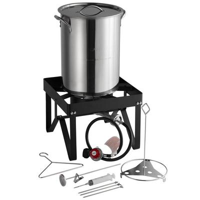 Backyard Pro Weekend Series 30 Qt. Turkey Fryer Kit with ...