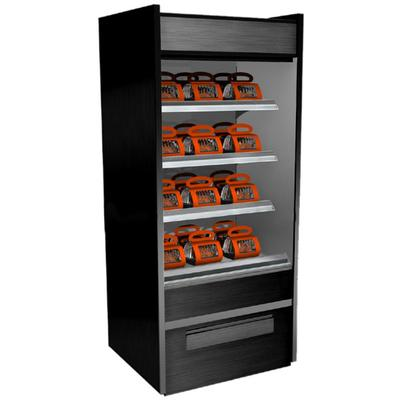 "Structural B2432H Oasis Black 24 1/2"" Heated Self-Service..."