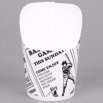 American Metalcraft FFCP4 4 oz. Paper French Fry Cup - 10...