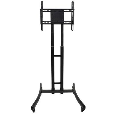 "luxor FP1000 Adjustable Height TV Cart for 32"" to 70"" Scr..."