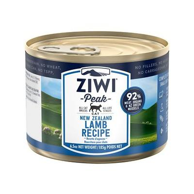 Ziwi Peak Daily-Cat Cuisine Lamb Grain-Free Canned Cat Food, 6.5-oz, case of 12