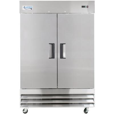 "Avantco A-49F-HC 54"" Solid Door Reach-In Freezer"