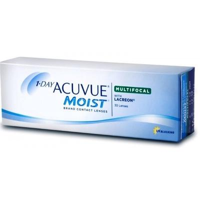 JOHNSON & JOHNSON 1-Day Acuvue Moist Multifocal Contact L...