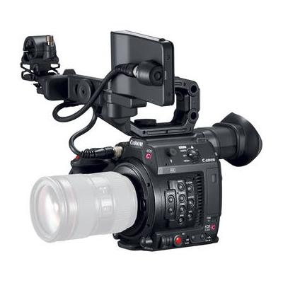 Canon EOS C200 Cinema Camcorder Body with Touch Screen LCD, Handle & Grip - EF Lens Mount
