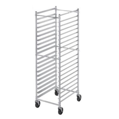 Channel 411AKD 20.5 20-Bun Pan Rack w/ 3 Bottom Load Slides