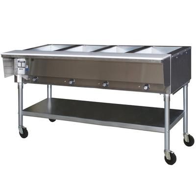 Well Electric Steam Table Steam Tables Compare Prices At Nextag - 4 well gas steam table