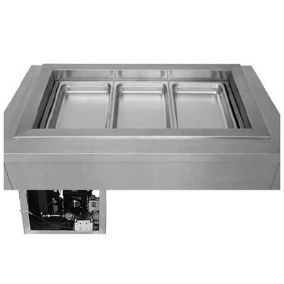 "Wells RCP-200ST 31"" Two Pan Drop In Refrigerated Cold Foo..."