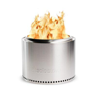 Solo Stove Bonfire Stainless Steel Wood Burning Fire Pit ...