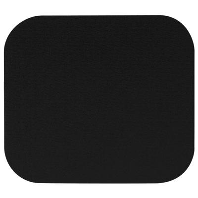 Fellowes 58024 Black Polyester Mouse Pad