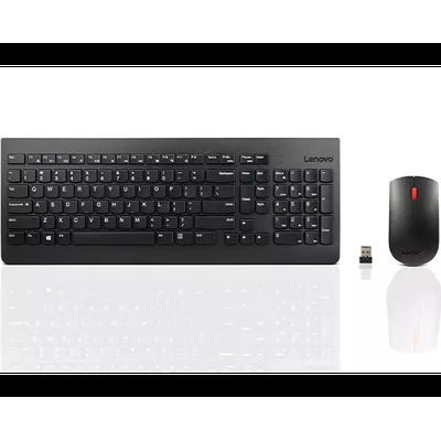 Lenovo Wireless Keyboard and Mouse Combo