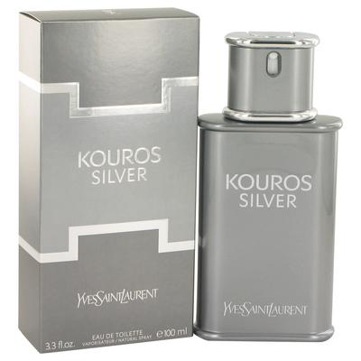 Kouros Silver For Men By Yves Saint Laurent Eau De Toilet...