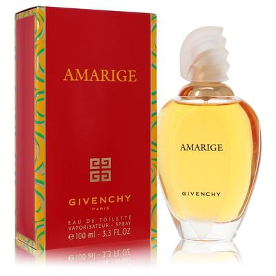 Amarige For Women By Givenchy Eau De Toilette Spray 3.4 Oz