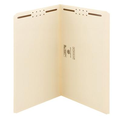 Smead 19513 Legal Size Fastener Folder with 2 Fasteners -...