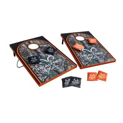 Triumph Camping Gear Accessories Realtree Bag Toss Tourna...