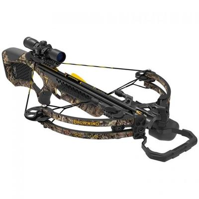 Browning Archery Equipment Zero 7 Crossbow Onesixtwo Pack...