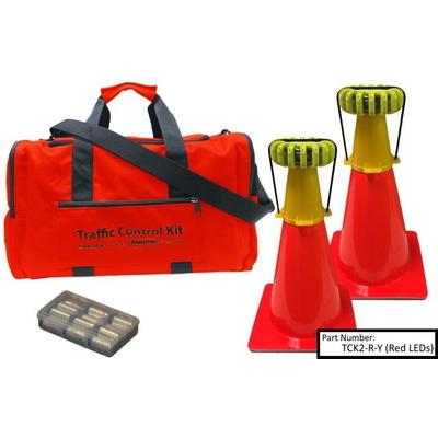 Powerflare Outdoor Gear 2-Position Traffic Control Kit Gr...