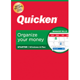 Quicken Starter for Mac 2019